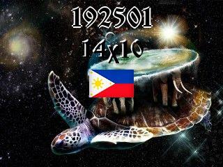 O quebra-cabeça №192501