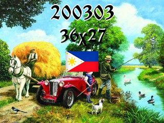 O quebra-cabeça №200303