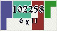 Полимино №102258