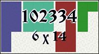 Полимино №102334