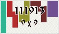 Полимино №111913