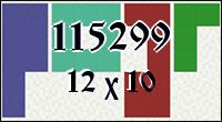Полимино №115299