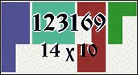 Полимино №123169