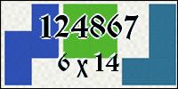 Полимино №124867