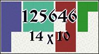 Полимино №125646
