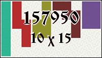 Полимино №157950