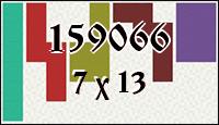 Полимино №159066