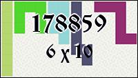 Полимино №178859