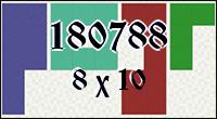 Полимино №180788