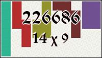 Полимино №226686