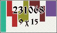 Полимино №231068