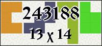 Полимино №243188