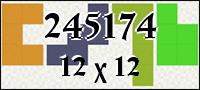 Полимино №245174