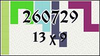 Полимино №260729