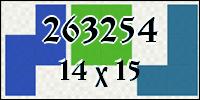 Полимино №263254