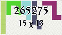 Полимино №265275