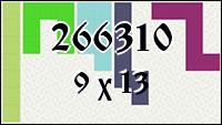 Полимино №266310