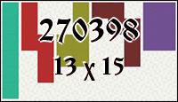 Полимино №270398