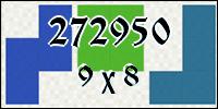 Полимино №272950