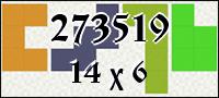 Полимино №273519