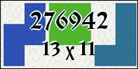Полимино №276942