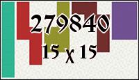 Полимино №279840