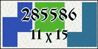 Полимино №285586