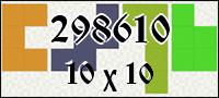 Полимино №298610