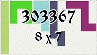 Полимино №303367