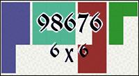 Полимино №98676