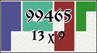 Полимино №99465