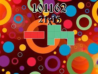 O quebra-cabeça полимино №101162