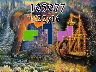 O quebra-cabeça полимино №105077