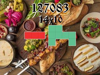 O quebra-cabeça полимино №127083