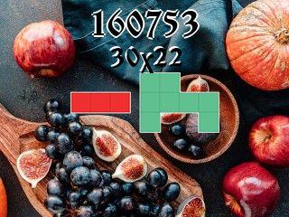O quebra-cabeça полимино №160753