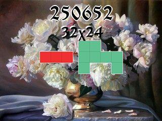 O quebra-cabeça полимино №250652