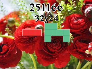 O quebra-cabeça полимино №251166