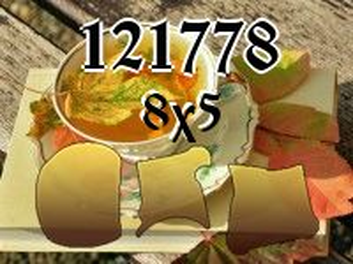 O quebra-cabeça №121778