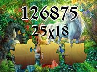 O quebra-cabeça №126875