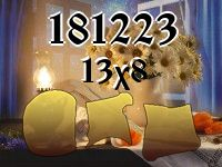 O quebra-cabeça №181223