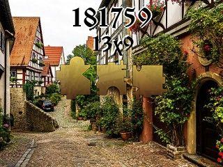 O quebra-cabeça №181759