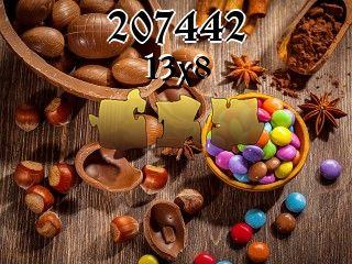 O quebra-cabeça №207442