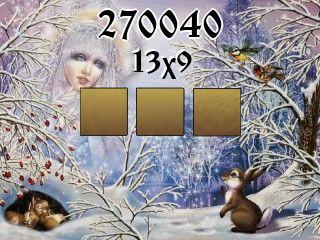 O quebra-cabeça №270040