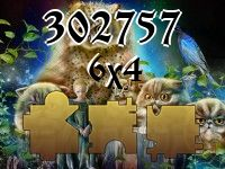 O quebra-cabeça №302757