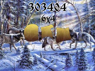 O quebra-cabeça №303404