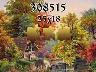 O quebra-cabeça №308515