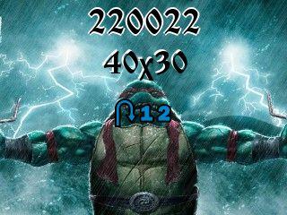 O quebra-cabeça перевертыш №220022
