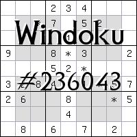 Vindoku №236043