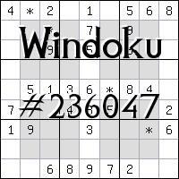 Vindoku №236047