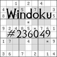 Vindoku №236049
